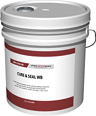 cure and seal compound